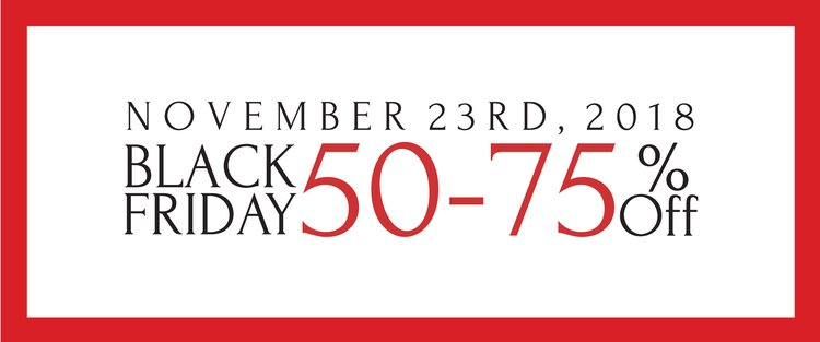 Countdown to Black Friday!